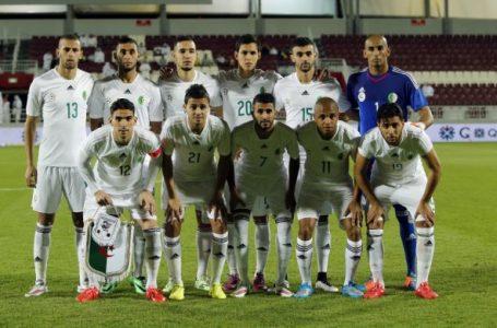 L'équipe nationale algérienne de football