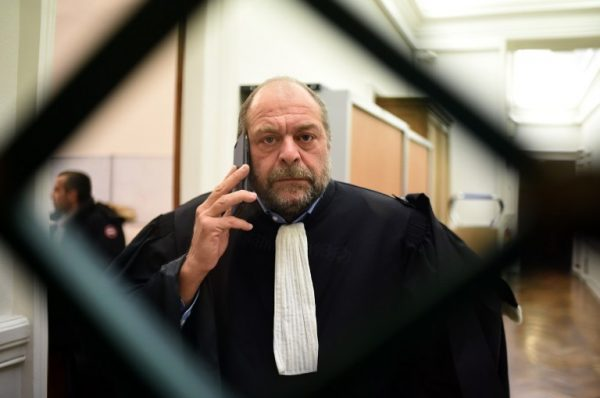 L'avocat Eric Dupond-Moretti a accepté ce lundi 1er novembre