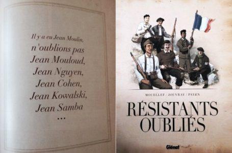 « Résistants oubliés » de Kamel Mouellef
